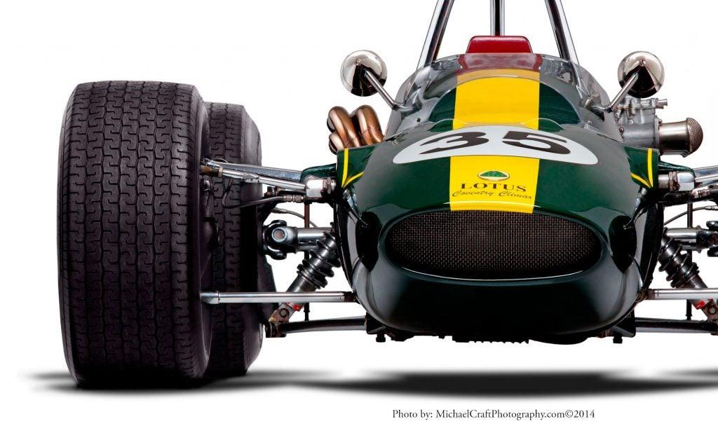 1965 Lotus F2